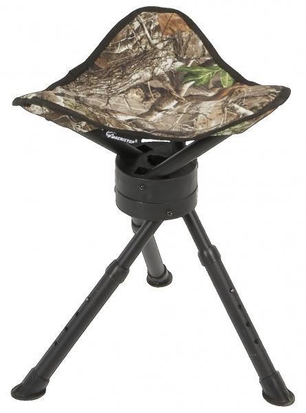 Vadász szék 3 lábú összecsukható, bőr ülőkével EGYÉB | VABI.HU